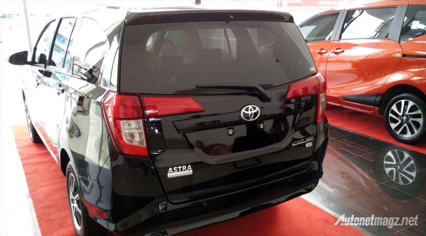 Toyota Calya印尼上市,最入门的7人座MPV,售价不到50K。 Image #2380