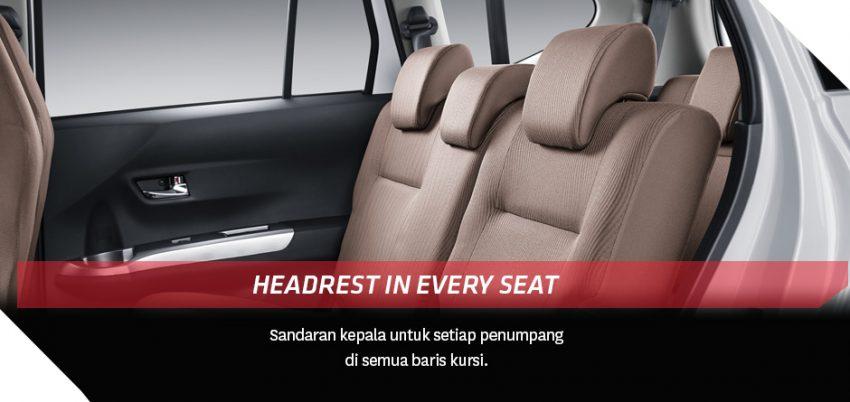 入门7人座MPV Toyota Calya正式发布,仅从RM40k起! Image #2617