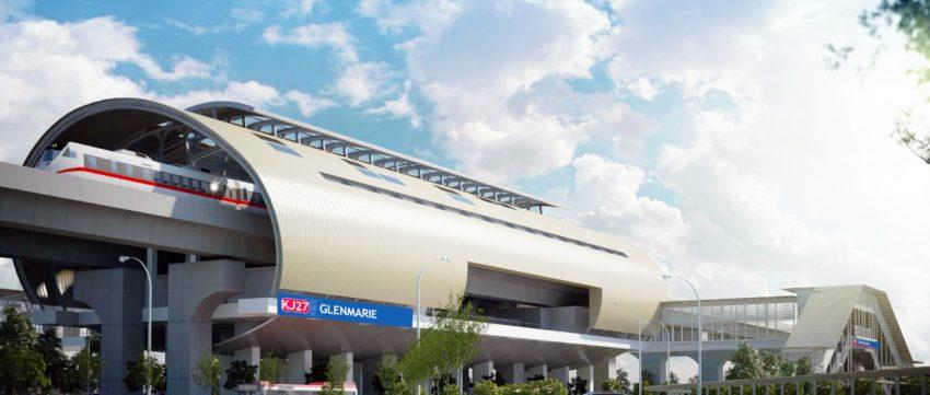 6月30日开幕的LRT新火车站,停车场今日起开始收费! Image #3921