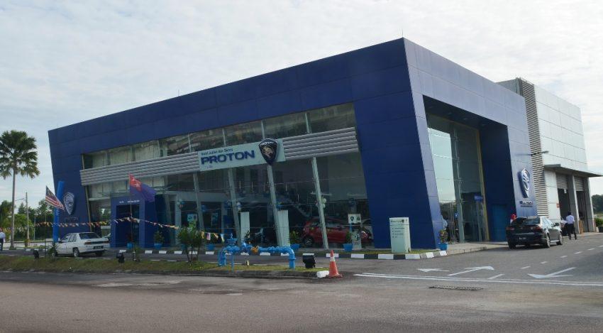 Proton CEO:明日起9间指定维修中心将一连7日营业,周末可将车子送修和进行保固索偿,部份零件或将降价30%。 Image #3195