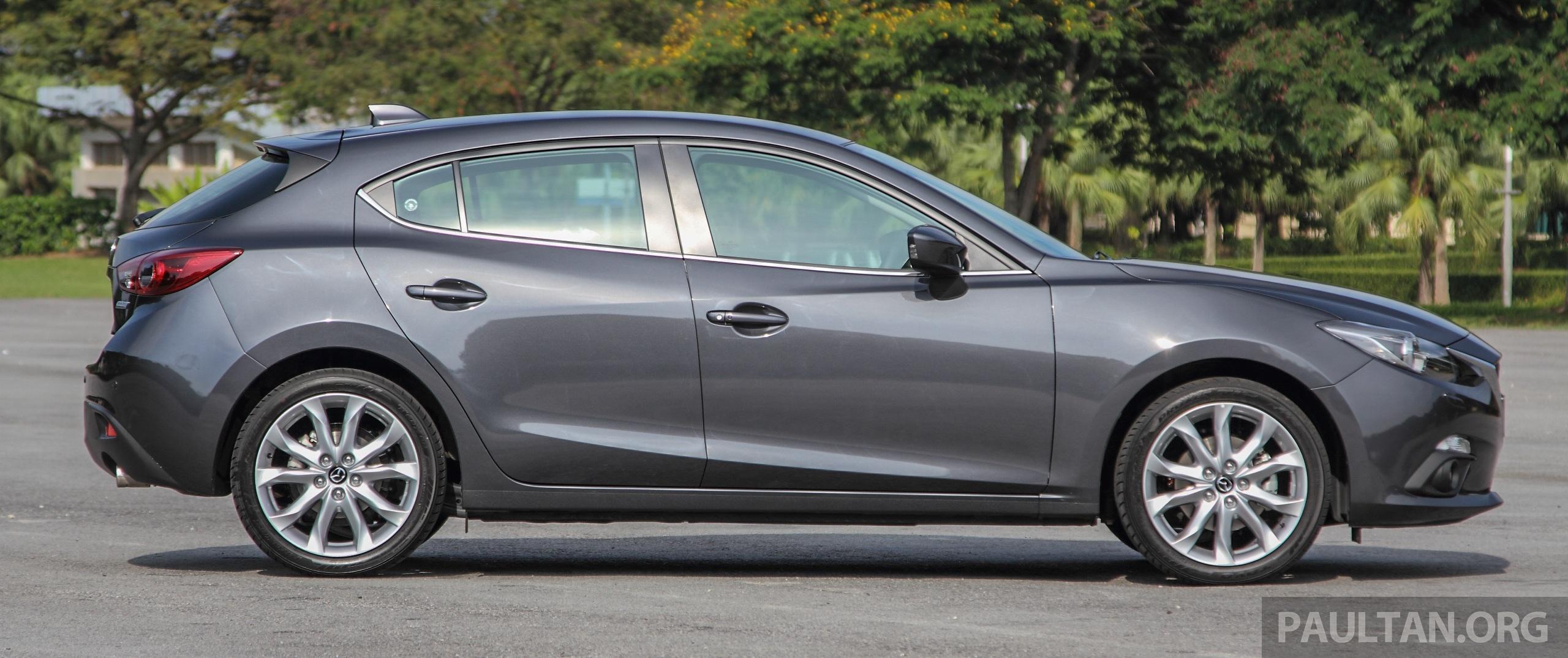 Mazda 3 Hatch >> 下周举办促销活动,发布特仕版Mazdasports Mazda 3。 2015_mazda_3_ckd_hatch_malaysia_-014 - Paul Tan 汽车资讯网
