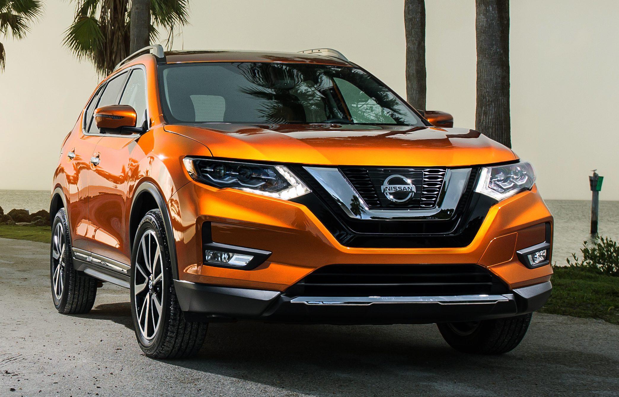 Lifted >> 北美 Nissan Rogue 小改款面市,本地 X-Trail 会跟进吗? 2017 Nissan Rogue SL - Paul Tan 汽车资讯网