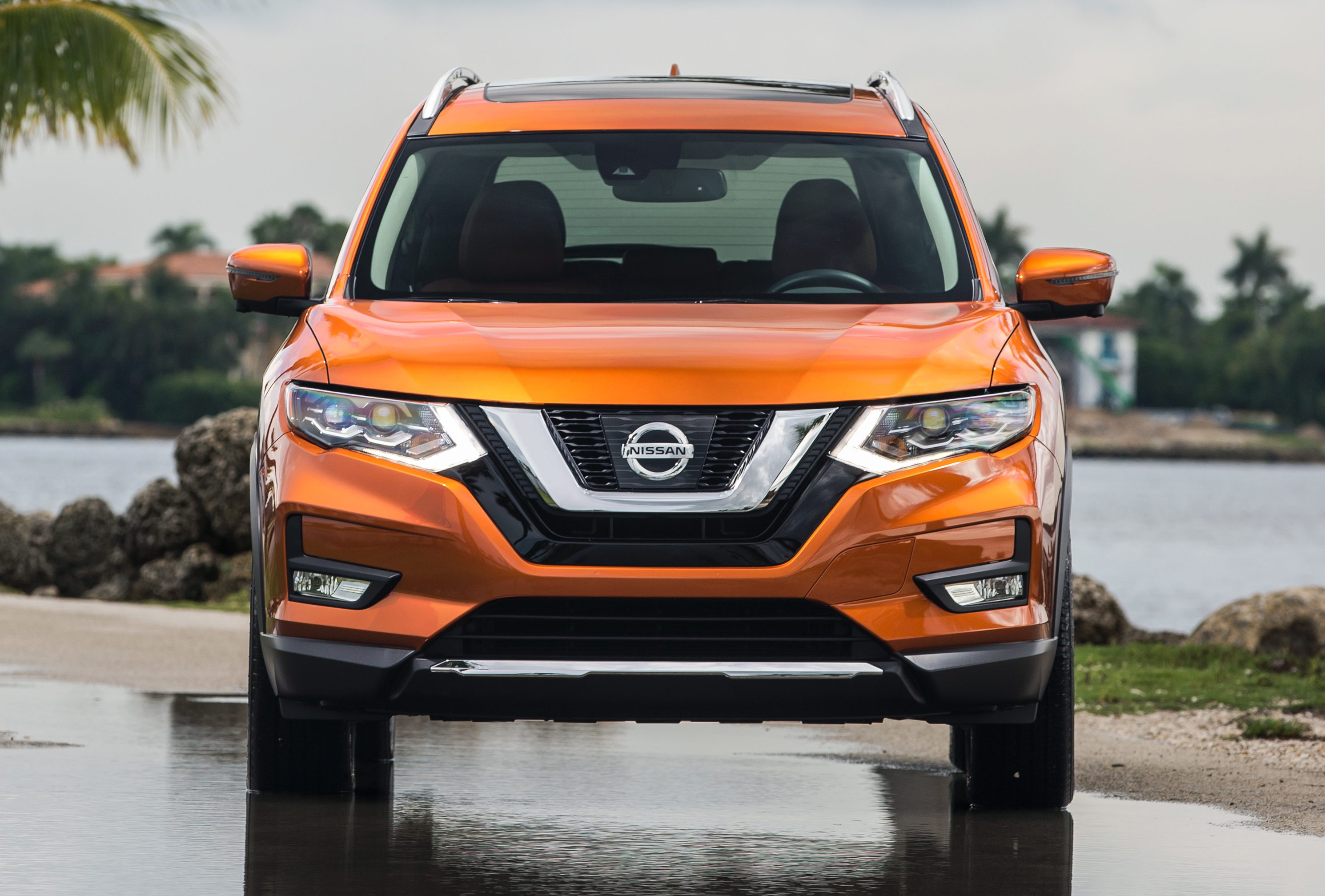 Nissan Rogue 小改款面市,本地 X-Trail 会跟进吗? 2017 ...