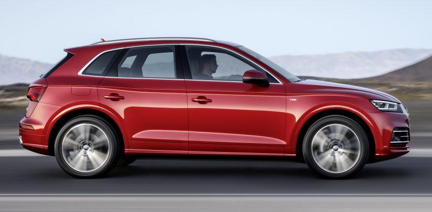 第二代audi Q5巴黎国际车展面世,欧洲售价rm209k起! Audi Q5 Paul Tan 汽车资讯网