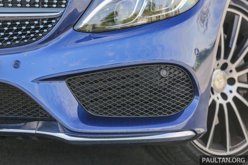 能文能武:Mercedes-Benz C250 Coupe 试驾心得。 Image #8316