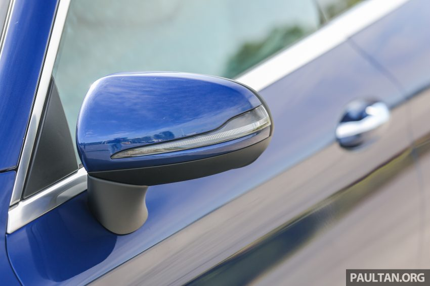能文能武:Mercedes-Benz C250 Coupe 试驾心得。 Image #8323