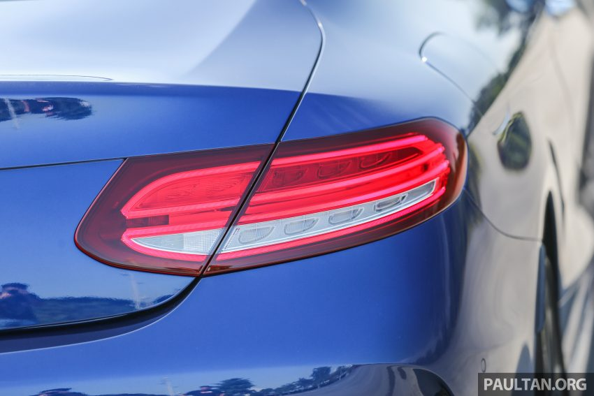 能文能武:Mercedes-Benz C250 Coupe 试驾心得。 Image #8334