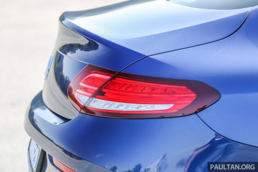 能文能武:Mercedes-Benz C250 Coupe 试驾心得。 Image #8335