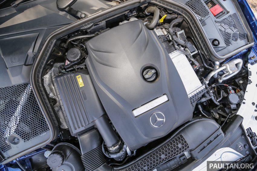能文能武:Mercedes-Benz C250 Coupe 试驾心得。 Image #8342