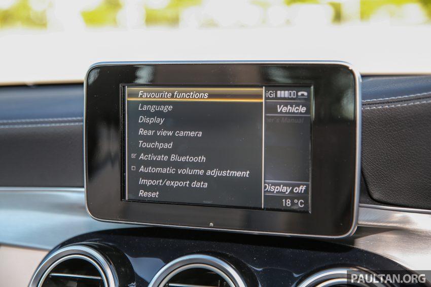 能文能武:Mercedes-Benz C250 Coupe 试驾心得。 Image #8354