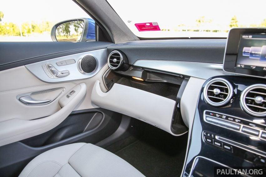 能文能武:Mercedes-Benz C250 Coupe 试驾心得。 Image #8361