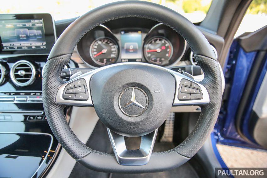 能文能武:Mercedes-Benz C250 Coupe 试驾心得。 Image #8344