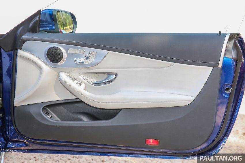能文能武:Mercedes-Benz C250 Coupe 试驾心得。 Image #8365