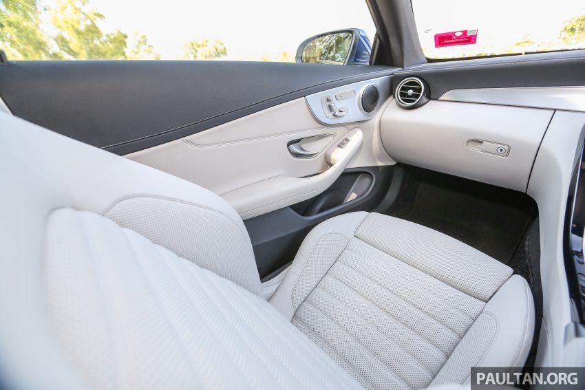 能文能武:Mercedes-Benz C250 Coupe 试驾心得。 Image #8371