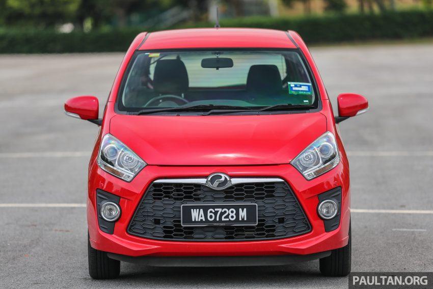 兄弟阋墙: Perodua Bezza vs Axia, Sedan对Hatchback! Image #5893