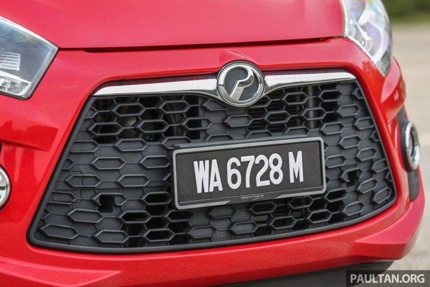 兄弟阋墙: Perodua Bezza vs Axia, Sedan对Hatchback! Image #5913