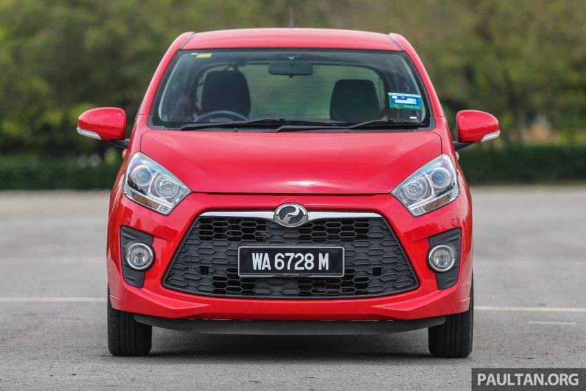 兄弟阋墙: Perodua Bezza vs Axia, Sedan对Hatchback! Image #5895