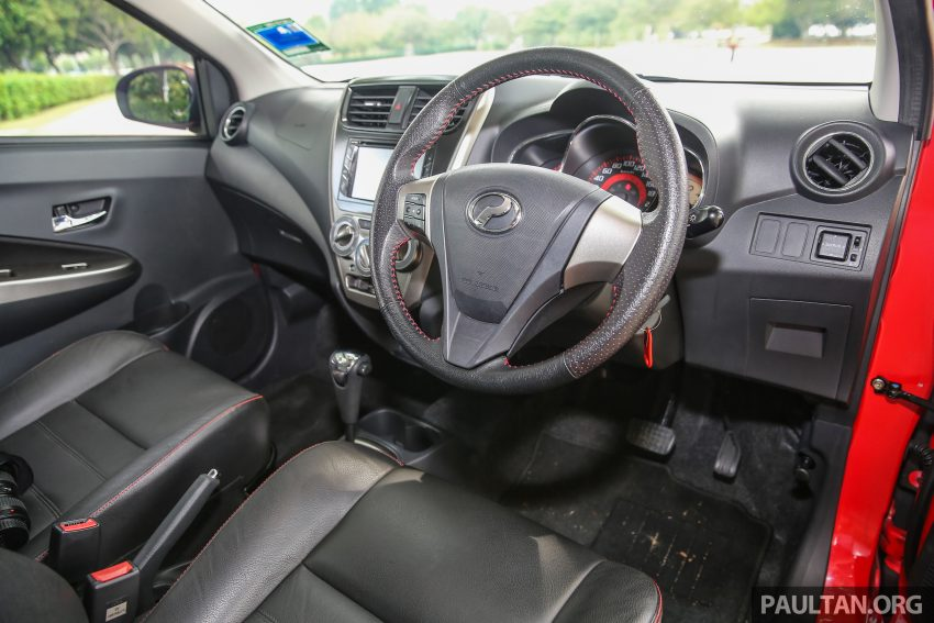 兄弟阋墙: Perodua Bezza vs Axia, Sedan对Hatchback! Image #5960