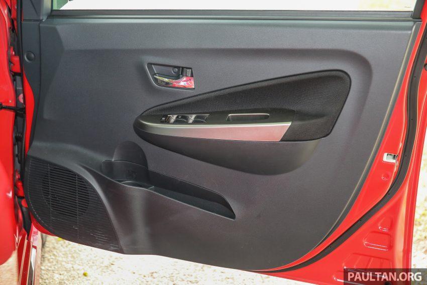 兄弟阋墙: Perodua Bezza vs Axia, Sedan对Hatchback! Image #5977