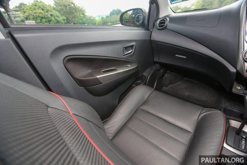 兄弟阋墙: Perodua Bezza vs Axia, Sedan对Hatchback! Image #5986