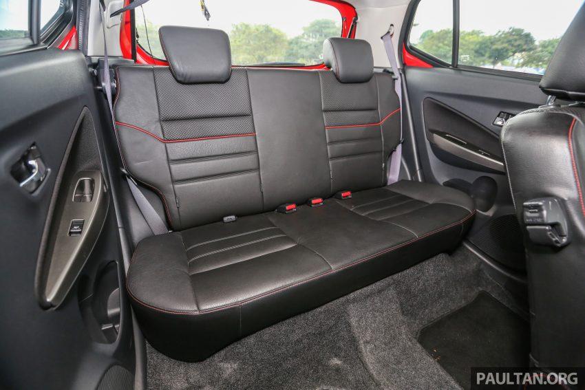 兄弟阋墙: Perodua Bezza vs Axia, Sedan对Hatchback! Image #5991