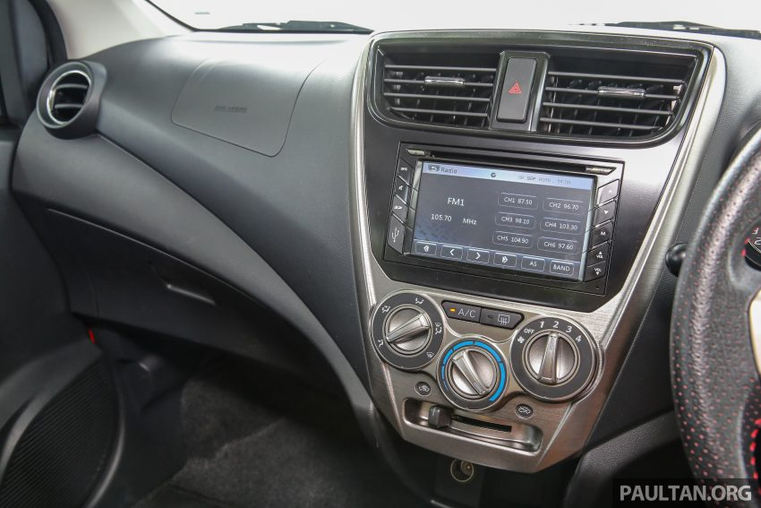 兄弟阋墙: Perodua Bezza vs Axia, Sedan对Hatchback! Image #5966