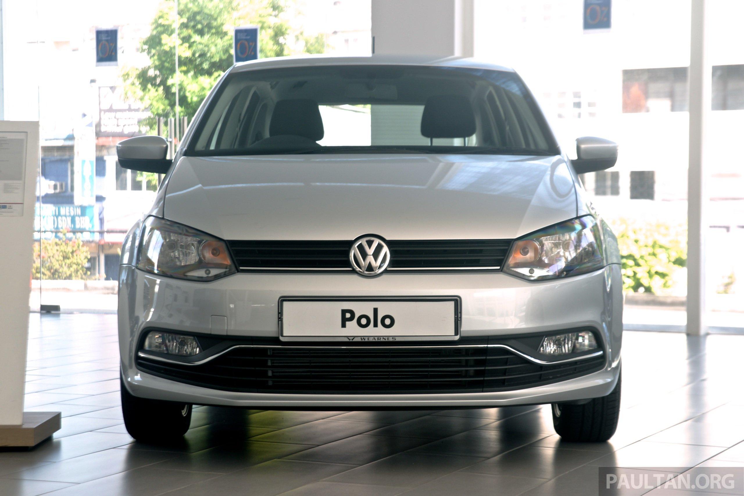 Polo 1.6 降价,如今只需RM76k就可成交! volkswagen-polo ... Volkswagen Polo