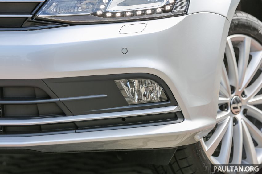 小改款volkswagen Jetta上市,三等级售价从rm110k起! Volkswagen Jettafl