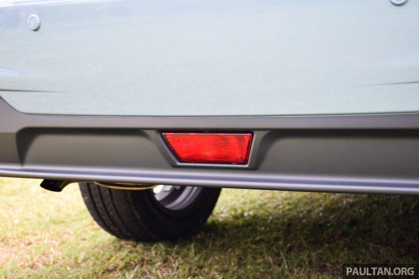 全新Proton Saga完整试驾心得:内在与细节表现更精进! Image #10418