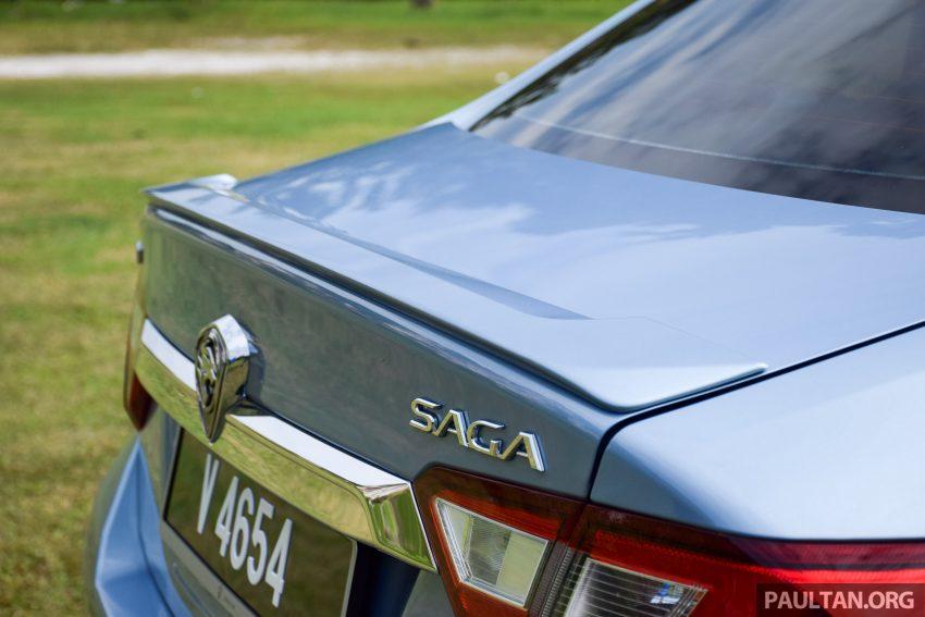 全新Proton Saga完整试驾心得:内在与细节表现更精进! Image #10423