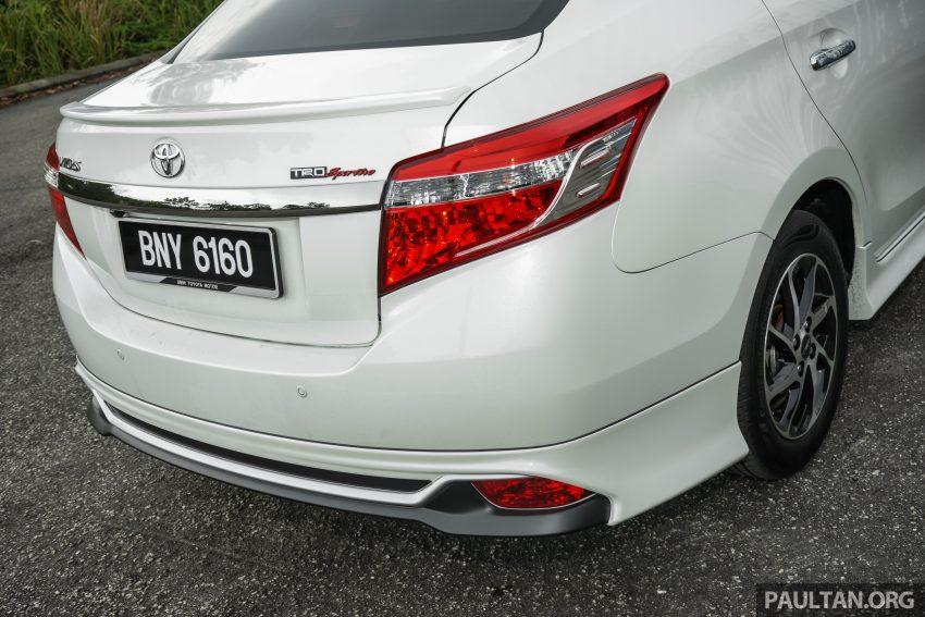 升级后有变更好吗?升级版Toyota Vios 深度试驾评测。 Image #9256