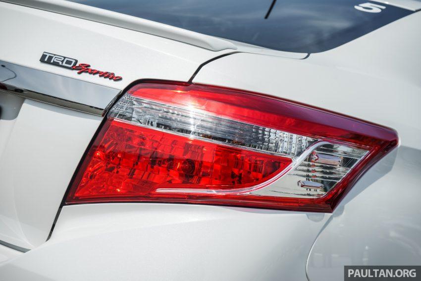 升级后有变更好吗?升级版Toyota Vios 深度试驾评测。 Image #9257