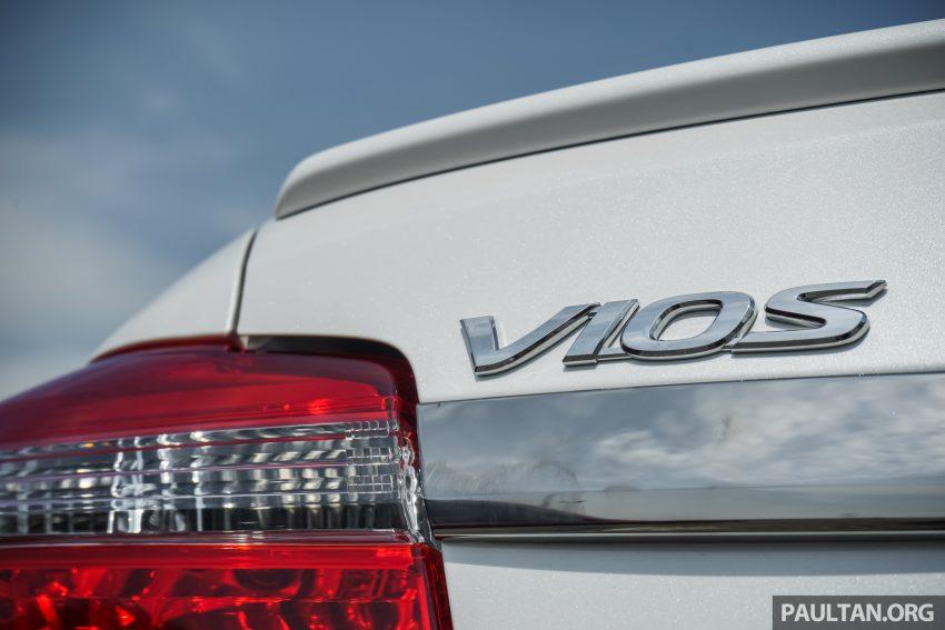 升级后有变更好吗?升级版Toyota Vios 深度试驾评测。 Image #9258