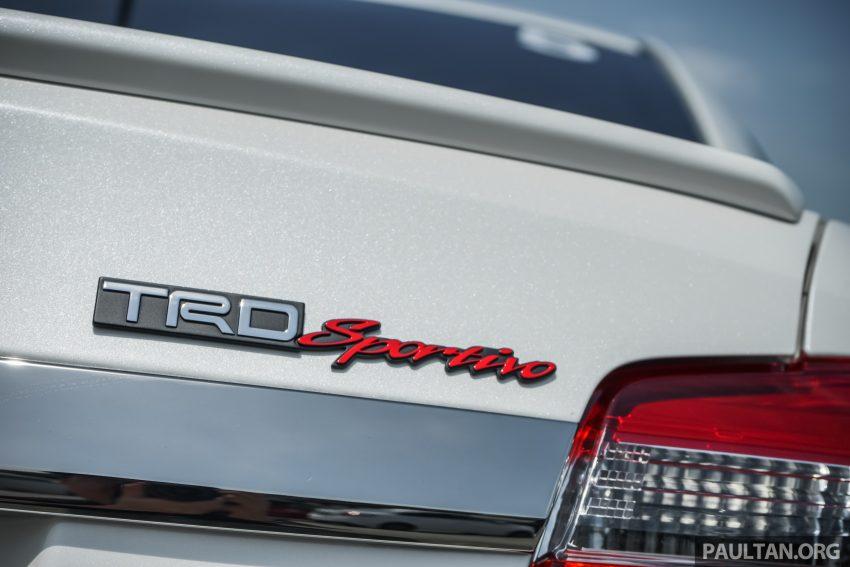 升级后有变更好吗?升级版Toyota Vios 深度试驾评测。 Image #9259