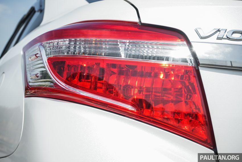 升级后有变更好吗?升级版Toyota Vios 深度试驾评测。 Image #9260