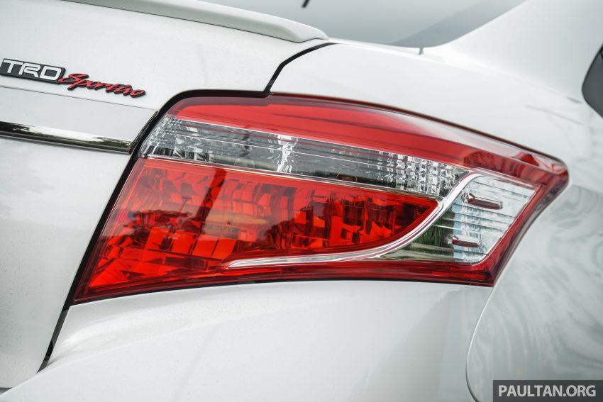 升级后有变更好吗?升级版Toyota Vios 深度试驾评测。 Image #9261