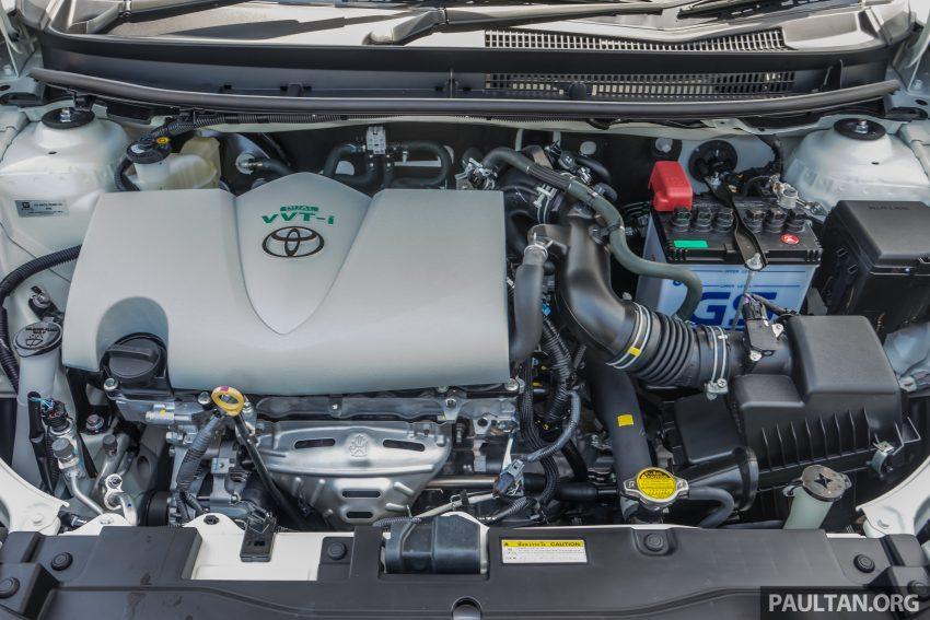 升级后有变更好吗?升级版Toyota Vios 深度试驾评测。 Image #9264