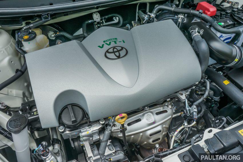 升级后有变更好吗?升级版Toyota Vios 深度试驾评测。 Image #9265