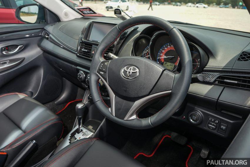升级后有变更好吗?升级版Toyota Vios 深度试驾评测。 Image #9266