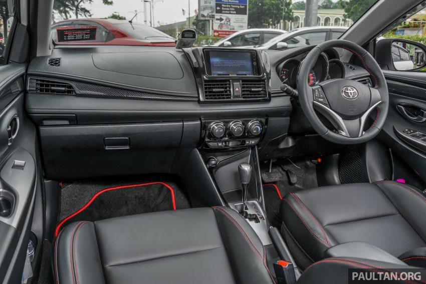 升级后有变更好吗?升级版Toyota Vios 深度试驾评测。 Image #9268