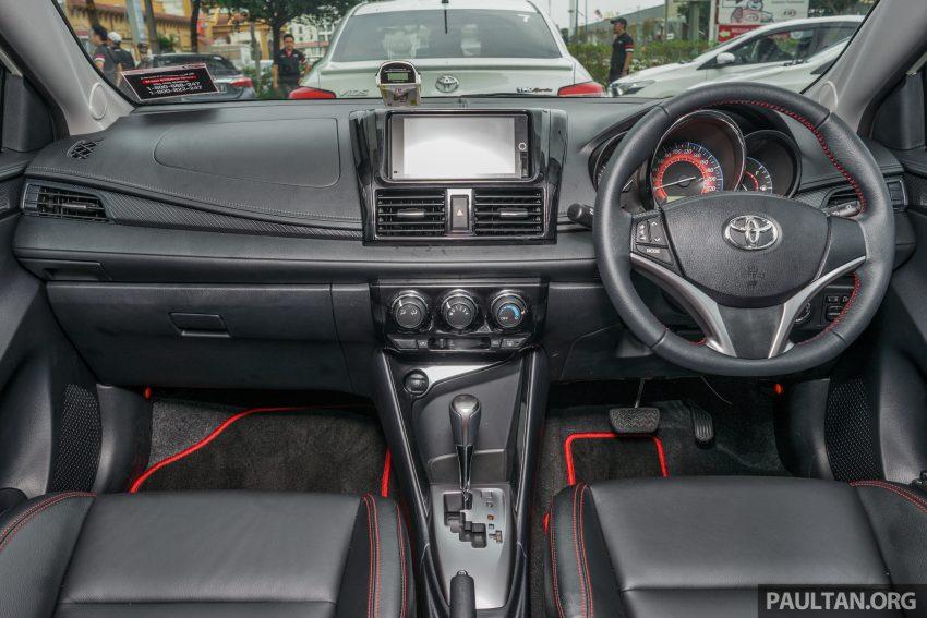 升级后有变更好吗?升级版Toyota Vios 深度试驾评测。 Image #9269