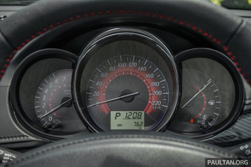升级后有变更好吗?升级版Toyota Vios 深度试驾评测。 Image #9271