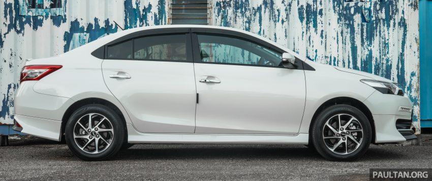 升级后有变更好吗?升级版Toyota Vios 深度试驾评测。 Image #9245