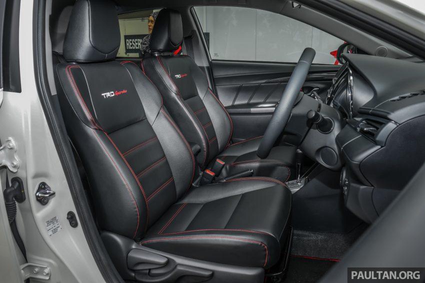 升级后有变更好吗?升级版Toyota Vios 深度试驾评测。 Image #9290