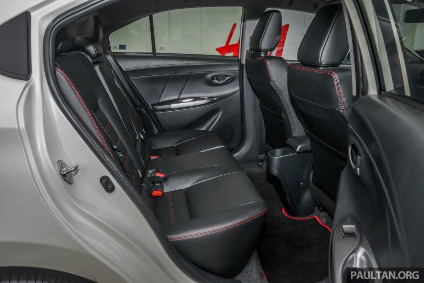 升级后有变更好吗?升级版Toyota Vios 深度试驾评测。 Image #9292