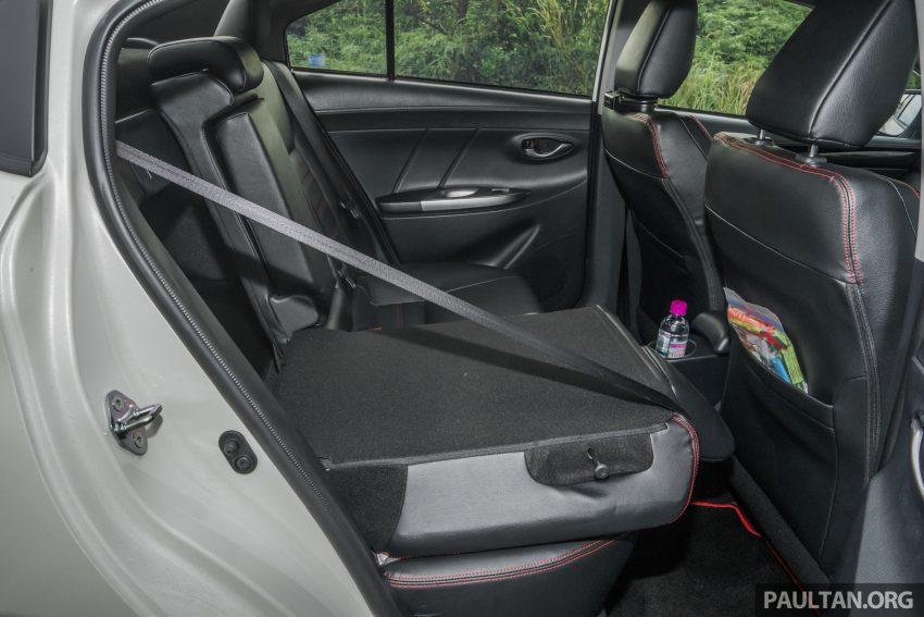 升级后有变更好吗?升级版Toyota Vios 深度试驾评测。 Image #9294