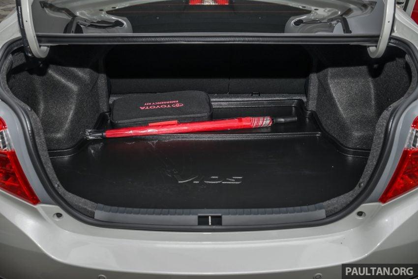 升级后有变更好吗?升级版Toyota Vios 深度试驾评测。 Image #9296