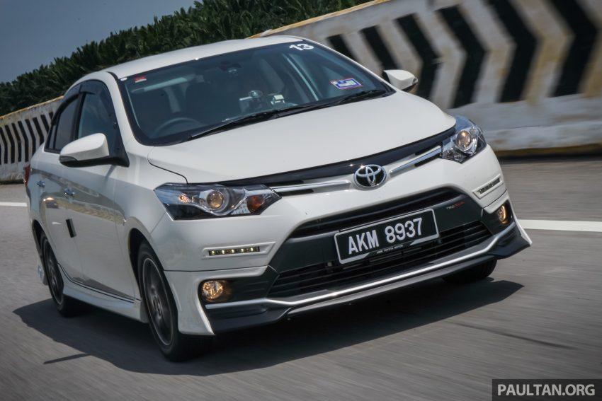 升级后有变更好吗?升级版Toyota Vios 深度试驾评测。 Image #9300