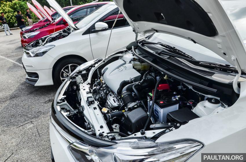 升级后有变更好吗?升级版Toyota Vios 深度试驾评测。 Image #9301
