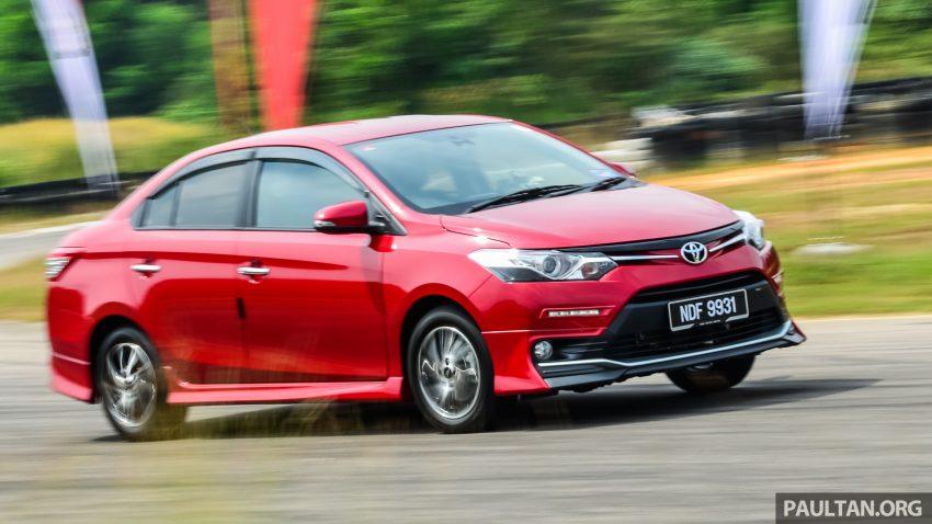 升级后有变更好吗?升级版Toyota Vios 深度试驾评测。 Image #9305